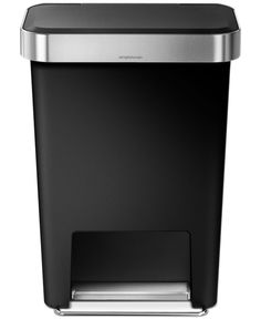 simplehuman 45L Step Trash Can - Storage & Organization - For The Home - Macy's