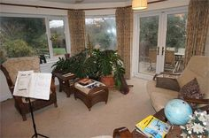5 bedroom detached house for sale in Trewidland, Liskeard, Cornwall - Rightmove. Graham Cooke, Detached House, Property For Sale, Gazebo, Outdoor Structures, Table Decorations, Bedroom, Furniture, Home Decor