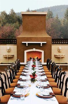 Pretty Tablescapes Wedding Reception Photos on WeddingWire