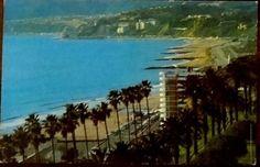Pacific Palisades and Santa Monica,California.