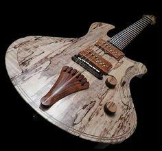 Un instrument qui ne laisse pas de bois par Jersey Girl Guitars. Retrouvez des cours de guitare d'un nouveau genre sur MyMusicTeacher.fr