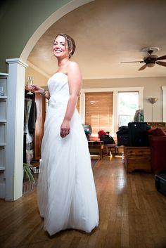 The beautiful bride in the San Juan Suite! http://www.aweddingartgallery.com/