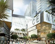 Brickell City Centre Reveals Website, Flood Of New Renders - Mindboggling reveals - Curbed Miami