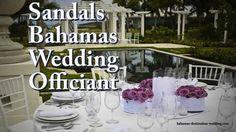 Sandals Bahamas Wedding Officiant Glenn Ferguson. Book your Sandals Bahamas Wedding Officiant today - http://www.bahamas-destination-wedding.com/officiant