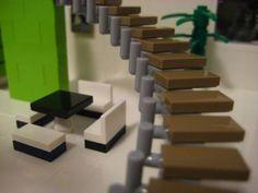 mini living room~: A LEGO® creation by JASON H : MOCpages.com