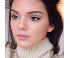 Alongside a glam snap of Kendall, Mario wrote: 'Make-up tip. For a sheer to medium coverage foundation, try Invisible Fluid Make-up by It builds and blends very nicely Wedge Hairstyles, Shag Hairstyles, Older Women Hairstyles, Feathered Hairstyles, African Hairstyles, Hairstyles With Bangs, Everyday Hairstyles, Bouffant Hairstyles, Beehive Hairstyle