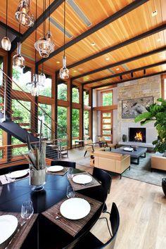 Modern House Design & Architecture : Modern Home Design by the Urbanist Lab - Dear Art
