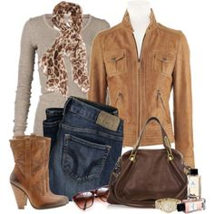 Fall outfit fall-forward