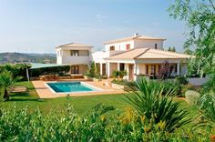 Holiday Villas Western Algarve 12 people » Villa Flores