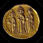 Szoiidusza Herakliusz Herakliusz Constantine, és Heraclonas