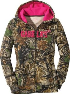 It's camo... and it's pink.