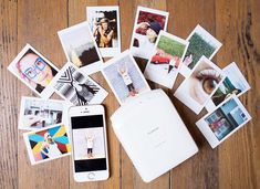 A mini printer for my iPhone: my bday is in June, in case someone wonders. Photo Printing Apps, Photo Printer, Instax Printer, Print Instagram Photos, Josie Loves, Its My Bday, Abstract Art, Mini, Gifts