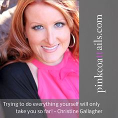 For   the first year she was in business she was not sure she was going to make it, as this was a difficult and scary time. She had to do consistent, regular mindset work to keep herself moving forward. Listen in as she describes her own personal ritual for when she feels overloaded...today on Pink Coattails!
