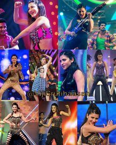 Shruti Hassan Tamil Actress Boobs