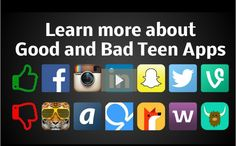 This fabulous article compares popular social media apps and breaks them down into good, iffy, and potentially dangerous tools. Read the article and/or watch the video to learn how to keep your kids safe!