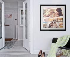 Decora tus paredes con tus fotografías