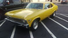 68 Chevy II Nova Street car - Texas - Street/ Hot Rod/ Muscle - Show Racing Cars and Parts For Sale - Racing cars, trucks, and parts for sale
