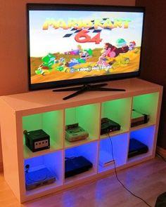 Atari, ps1, ps2, Wii, game cube, Nintendo 64