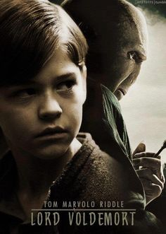 Tom Riddle/ Lord Voldemort