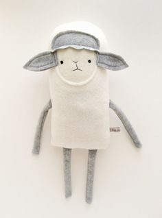 Sheep doll: Finkelsteins il_570xN.595266561_fr9l
