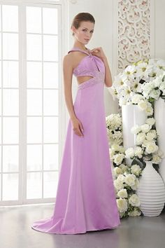 Buy lavender v neck empire nice prom dress for girls with brush train from unique prom dresses shop, straps neckline column/sheath lilac prom prom formal evening party dress with criss cross and sweep train. Prom Dress 2014, Girls Pageant Dresses, V Neck Prom Dresses, Unique Prom Dresses, Prom Dresses Online, Cheap Wedding Dress, Dresses 2013, Prom Gowns, Homecoming Dresses