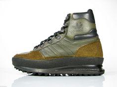 Vintage Adidas Trekking Hiking Outdoor Boots Womens UK 5 5 RARE 80s OG YUGOSLAV   eBay