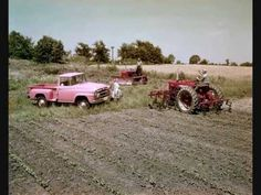 FARMING IN THE 1950S AND 60S WITH IH