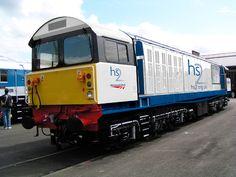 HS2 class 58 - Alternative Railways - Galleries - RMweb