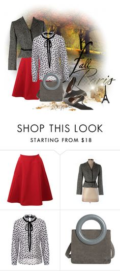 """""""Без названия #1444"""" by holidai ❤ liked on Polyvore featuring Lanvin, Ann Taylor, Opening Ceremony and Garance Doré"""