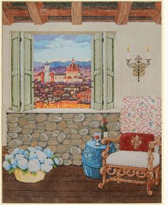 View of Florence  Sandra Gilmore