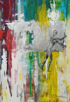 Gerhard richter a life in painting saatchi art gerhard richter tribute 1 - Video Halloween, Gerhard Richter Painting, Art Nouveau, Studio Decor, Art Disney, Art Prints Online, Original Art For Sale, Artist Painting, Art Paintings