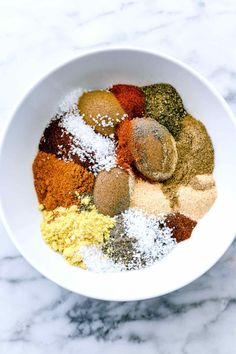 The best seasoning to put on ribs for fall-off-the-bone bites is a homemade dry rub made from spices and herbs you probably have sitting in your pantry right now. Dry Rub Recipes, Rib Recipes, Dog Food Recipes, Smoker Recipes, Grilling Recipes, Chicken Recipes, Recipies, Cooking Recipes, Healthy Recipes