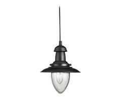 """Lampa wisząca """"Fisherman III"""", Ø 18, wys. 25-95 cm"""