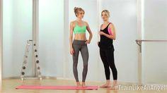 "FAVORITE yoga flow Ive done yet. Damn:) ""Angel Lindsay practices yoga to prep for #VSFashionShow!"" #trainlikeanangel #VSSport"