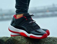 Air Jordan 11 Low Bred - @britta_ruth920