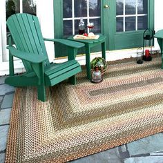 Visit American Country Home Store for outdoor furniture. Find wicker furniture, adirondack chairs, cedar log furniture & more. Outdoor Area Rugs, Outdoor Chairs, Outdoor Decor, Wicker Furniture, Outdoor Furniture Sets, Cedar Log, Braided Rugs, American Country, Adirondack Chairs