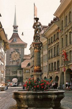 Bern, Switzerland - via حول العالم's photo on Google+