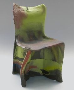 """1,163 Likes, 18 Comments - andy (@oonderdonx) on Instagram: """"Gaetano Pesce 'pratt' chairs from the 1980's #gaetanopesce"""""""