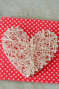 valentine decor and project ideas