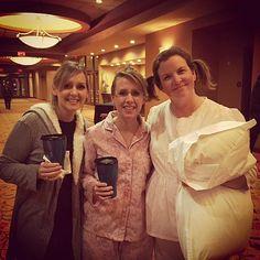 Texas Summit Pajama Party for Homeschool Moms!