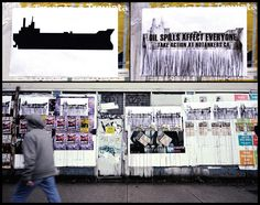 Oil Spill Awareness - No Tankers