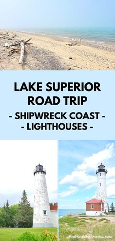 see the post for more! midwest summer vacation spots, ideas, places in the US. michigan things to do upper peninsula up north. lake superior, great lakes. US outdoor vacation road trip midwest
