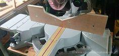Amélioration de la scie à onglet Kapex de Festool