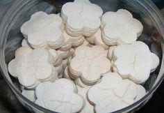 Resep dan cara membuat kue bangkit susu yang lembut