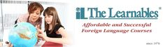Welcome | The LearnablesThe Learnables | Affordable and Successful Foreign Language Courses Since 1976