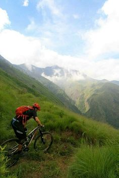 Mountain biking #MTB