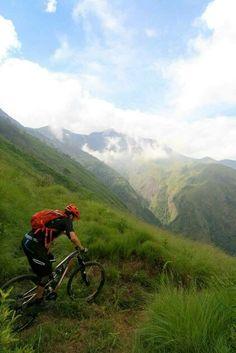 Mountain biking #MTB
