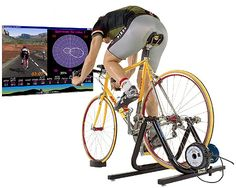 Choosing The Right Bike Trainer To Do Intervals On To Burn Fat Faster