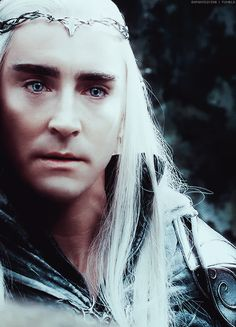 #LeePace as #Thranduil in The Hobbit: The Battle of the Five Armies via enfantdivine on Tumblr.