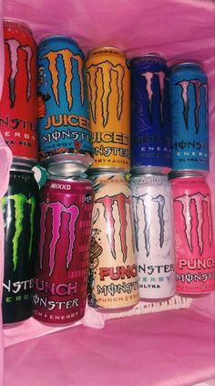 Monster Energy Girls, Monster Girl, Monster Punch, Bebidas Energéticas Monster, Rauch Fotografie, Photographie Indie, Monster Pictures, Monster Crafts, Indie Room Decor